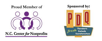 member nc center for nonprofits sponsored by pdq